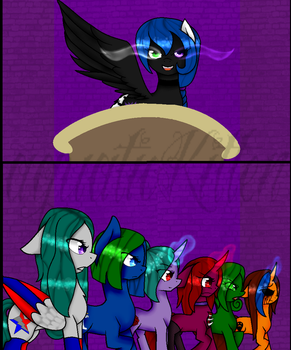 I've got nothing for a title XD by aquaticKitten
