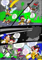 Buzz on Sonic Page 3 by MattMiles