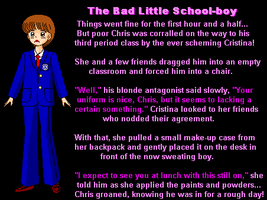 The Bad Little School-boy +002 by SissyDemi