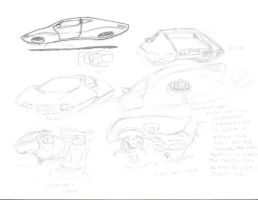 My Concept Car Draft by suldae