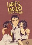 Ladies, Ladies, Control Yourselves by memai-kins