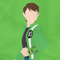 Ben 10 (Simplistic) by Geoffery10