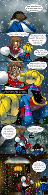OVERTALE p18 by HezuNeutral