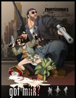 Leon: The Professional by CrazyKidLoco