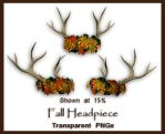 Fall Headpiece by shd-stock