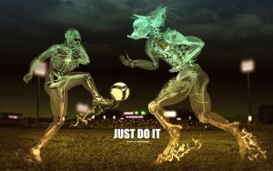 Just do it meet a challenge by animabase