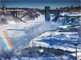 Niagara Falls in Winter 22 by tmfNeurodancer