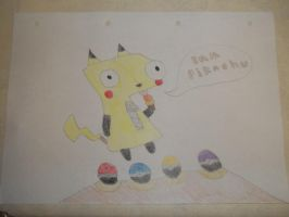 Pikachu Gir by extraphotos