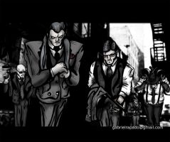 mafia-intimidation by gabrielrapado