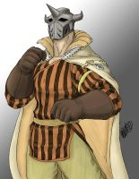 Comm- Taurus by Chamba Colored by Terrormokes