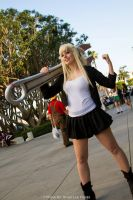 AX 2013 - Winry Rockbell by BrianFloresPhoto
