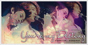 EunHae: You're My Destiny by AllRiseHyuk
