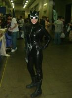 CatWoman by Dragonrider1227
