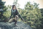 Rise Of The Tomb Raider by LiliDin