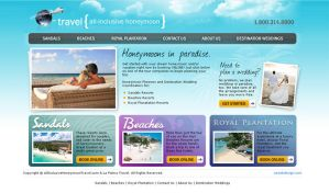 La Palma Travel Website by Cameron-Schuyler
