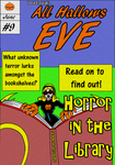 Horror In The Library - Cover by ivy7om
