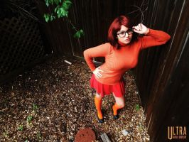 JINKIES! Cissa is Velma by UltraGirlsCosplay