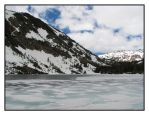 Frozen Lake by SurfGuy3