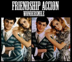 Friendship accion by wondersmile