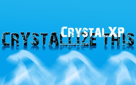 Crystallize this by tessycaspine