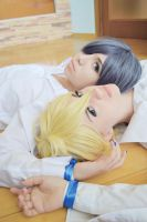 Alois and Ciel Sweet boys by GermanOlaf