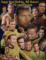 Happy 82nd Birthday, Bill Shatner! by Therese-B