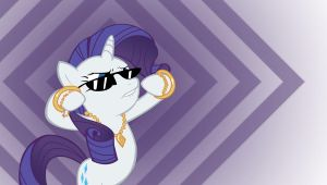 Gangsta rarity wallpaper 2 by Chaz1029