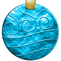 Katara's Necklace by agent-ayu