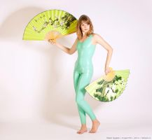 Dasha in the mint by pnlabs