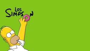 Homer Simpson-Green by liasan