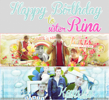 20/7 Kris Request for Rina by @Bunny by BunnyLuvU
