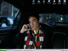 Desktop: Chuck Bass by missxscissorhands