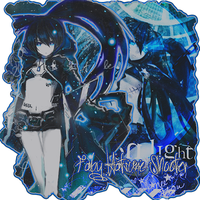 Black Rock Shooter by EssenceOfDreams