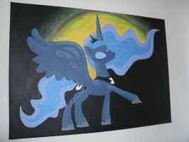 Princess of the night by Marcoon1305