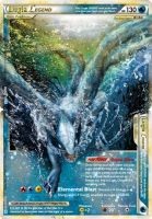 Lugia LEGEND - English Card by Kaiohate