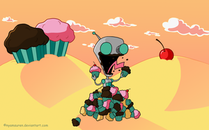 Cupcake land, Request by Nyamsuren