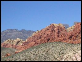 Red Rock Canyon 1 by laurichg