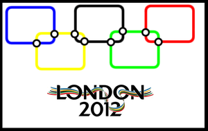 London 2012 Olympic Schematic by ajuk