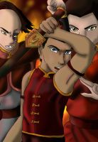 A:TLA: Perfect Family by ode2sokka