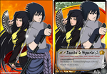 CM: Sasuke and Hyourin by mongrelmarie