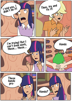 It's Not Equestria Anymore Ch1 P4 by afroquackster