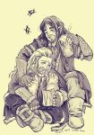 Fili and Kili by crystalmoonchild