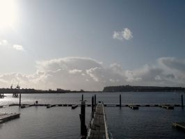 Cardiff Bay I by evilminky666