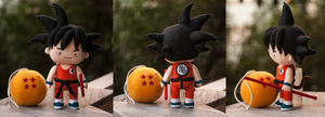 Goku by Pumpkin-Candy