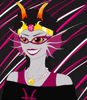 Heiress Meenah by Izzydactyl