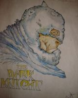 the Dark Knight by NoBullet