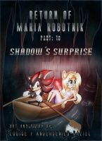 Return of Maria Robotnik P18 by lu-raziel