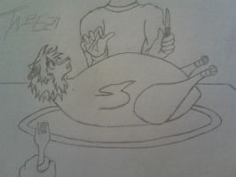 Happy Thanksgiving xD by TECHNOWOLFe621