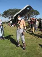 AX 07'- Zabuza by Sanctioned