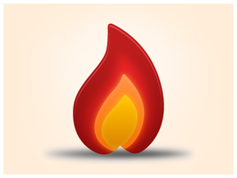 Hot Icon by customicondesign